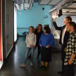 Семинар для сотрудников музеев в Light Point Точки опоры