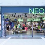 """Освещение для магазина Adidas NEO в ТРК """"VEGAS"""""""