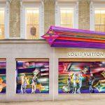 """Питер Марино """"добавил счастья"""" в лондонский магазин Louis Vuitton"""