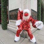 Рождественские витрины в Лондоне